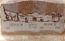 Harry Franklin Frank Baker