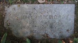 John B Angelo