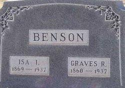Graves R Benson