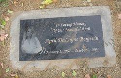 April DeLayne <i>Stewart</i> Bergevin
