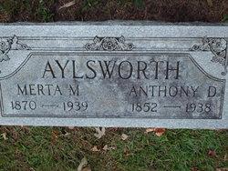 Anthony D Aylsworth
