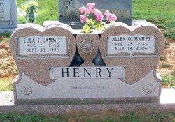 Eula F. Jammie Henry