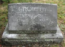 Mary Emmeline Emma <i>Scott</i> Crowley