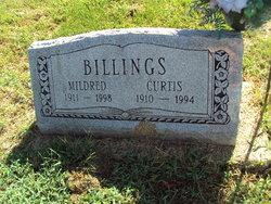 Mildred A <i>Crum</i> Billings