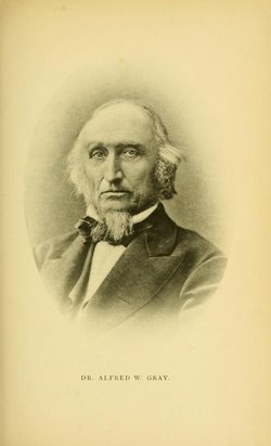 Dr Alfred William Gray