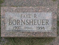 Irene Faye <i>Rolan</i> Bornsheuer