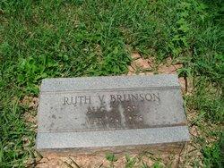 Ruth Villulah <i>Burleson</i> Brunson