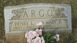 Henry L Argo