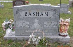 Charles M. Charlie Basham