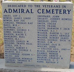 Admiral Cemetery