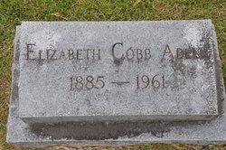 Elizabeth <i>Cobb</i> Abell