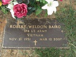 Robert Weldon Baird