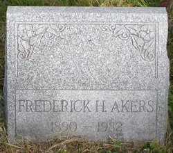 Frederick Akers