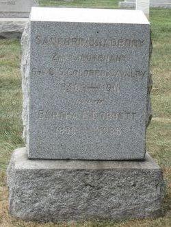 Sanford Bradbury