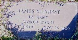 James M. Priest