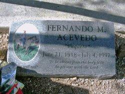 Fernando Martinez Acevedo