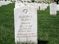 PFC Eldon Lewis Allen
