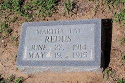 Martha Fay Redus