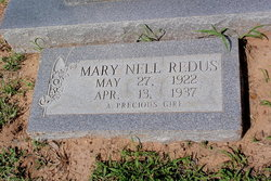 Mary Nell Redus