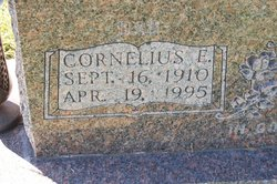 Cornelius E Marchand
