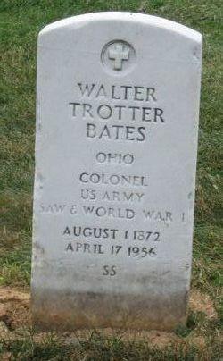 Walter Trotter Bates