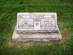 John Charles Lesher