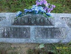 Emmagene <i>Bostwick</i> Burton