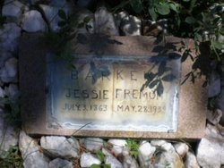 Jessie Fremont <i>Adams</i> Barker