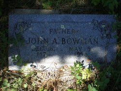John Andrew Bowman