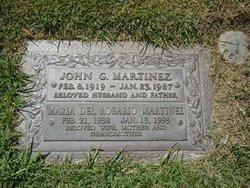 John G Martinez