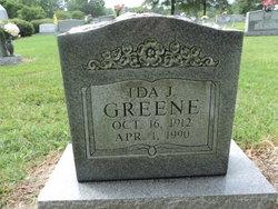 Ida <i>Jones</i> Greene