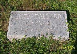 Eliza <i>Carnal</i> Ballard
