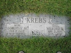 Dorothy M. <i>Dietrich</i> Krebs