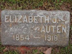 Elizabeth J Auten