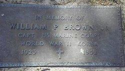 Capt William Perry Brownie Brown, Jr
