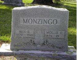 Mollie E. <i>Atkinson</i> Monzingo