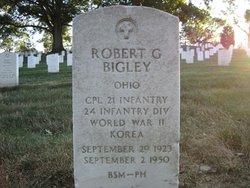 Corp Robert George Bigley
