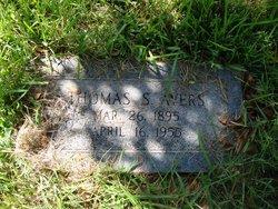 Thomas Stanley Ayers