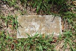 Tillie Marie Allen