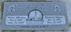 Richard Emery Ajax