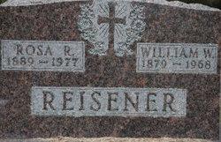 William W Reisener