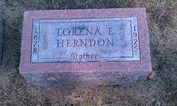 Lorena Elizabeth Ona <i>Reeves</i> Herndon