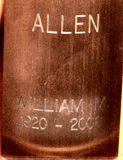 William Morgan Bill Allen