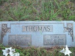 Cora Thomas