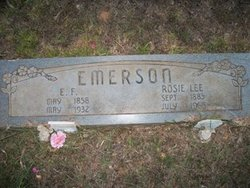 Rosie Lee <i>Lemons</i> Emerson