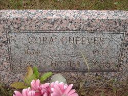 Cora <i>Westcott</i> Cheever