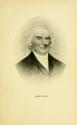 Judge John Gray