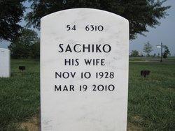 Sachiko <i>Nishida</i> Andros