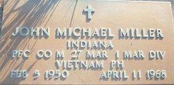 PFC John Michael Miller