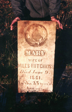 Mary <i>Kitchen</i> Hotchkiss